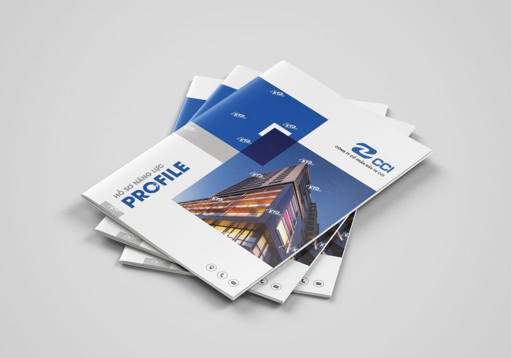 Thiết kế hồ sơ năng lực xây dựng