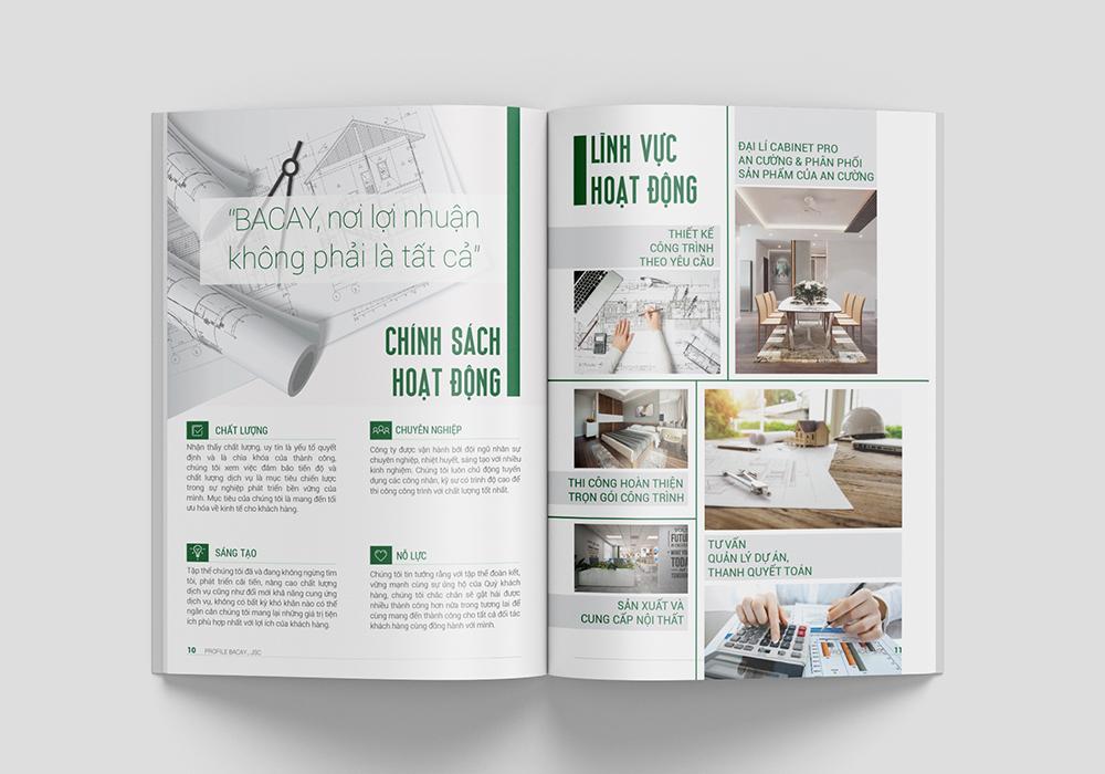Hồ sơ năng lực công ty nội thất Bacay trang 10