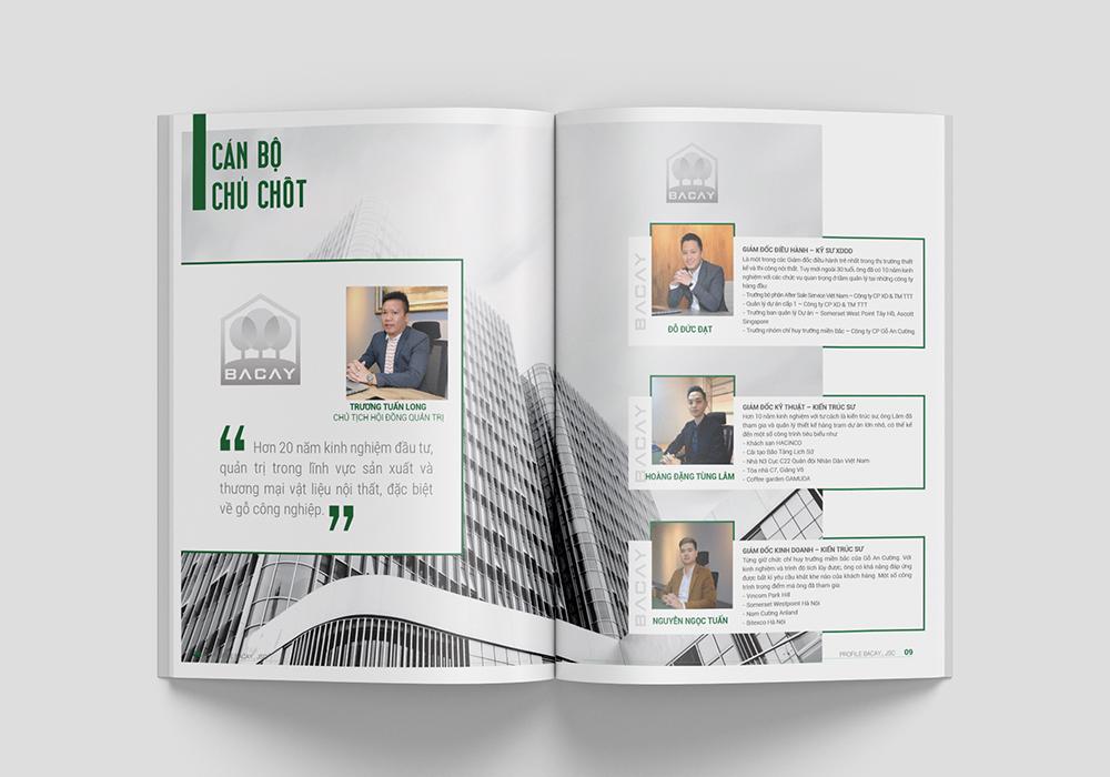 Hồ sơ năng lực công ty nội thất Bacay trang 8