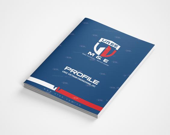 Bìa hồ sơ năng lực công ty cơ điện M&E