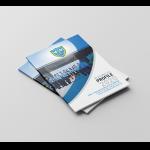 bìa hồ sơ năng lực công ty bảo vệ cover