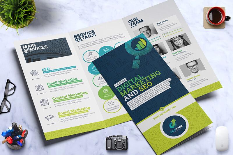 brochure công ty