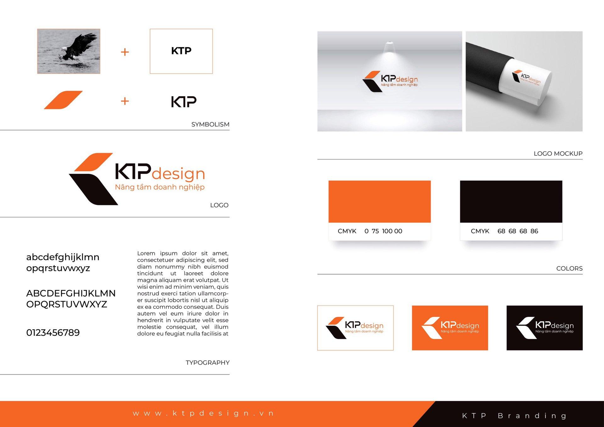 Ý nghĩa Logo công ty KTPdesign