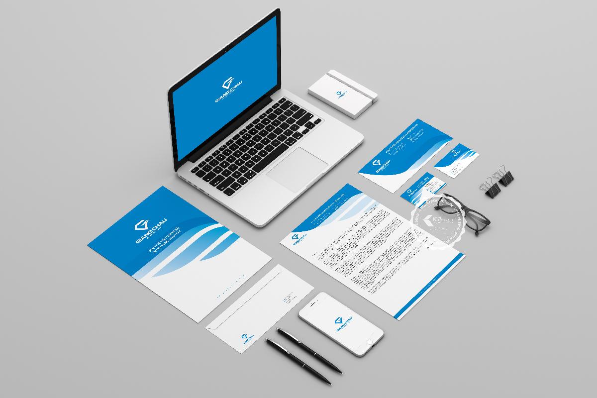 Thiết kế bộ nhận diện thương hiệu Giang Châu